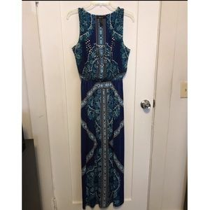 Blue Dream Maxi Dress